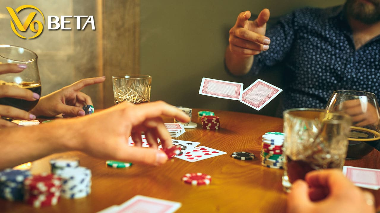 All in trong Poker